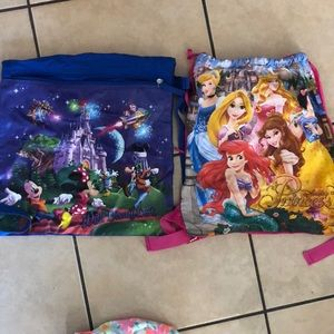 Other - Disney string bags